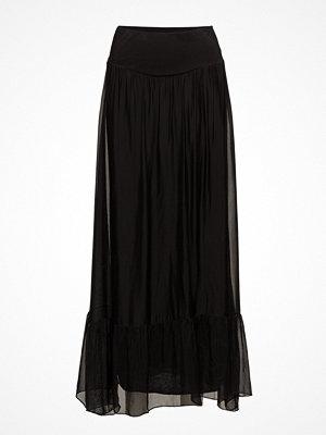 Coster Copenhagen Long Skirt In Silk W. Ruffle