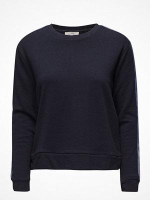 Lee Jeans Taped Sweatshirt Midnight Blue
