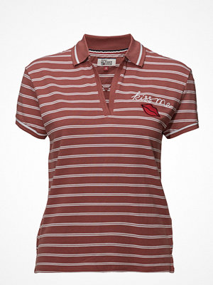 Tommy Jeans Thdw Stripe Polo S/S 12