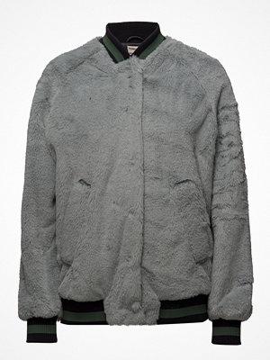 Baum Und Pferdgarten grå bomberjacka Blinn Jacket
