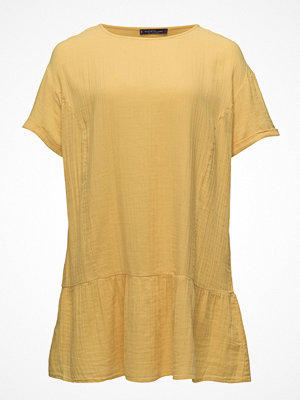Violeta by Mango Frill Cotton Dress