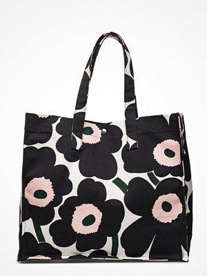 Marimekko mönstrad shopper Carita Pieni Unikko Shoulder-Bag