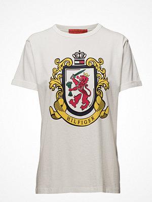 Hilfiger Collection Crest Logo Tshirt Ss