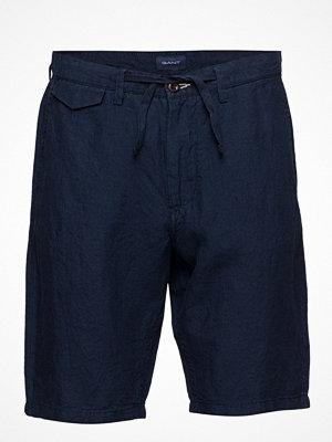 Shorts & kortbyxor - Gant O2. Relaxed Linen Shorts