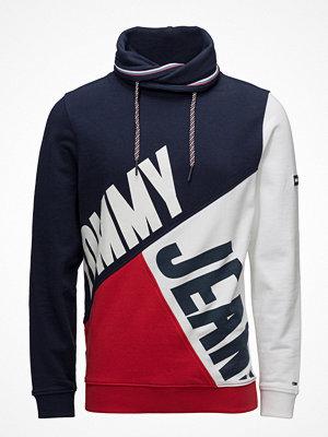 Tröjor & cardigans - Tommy Jeans Tjm Colorblock Funne