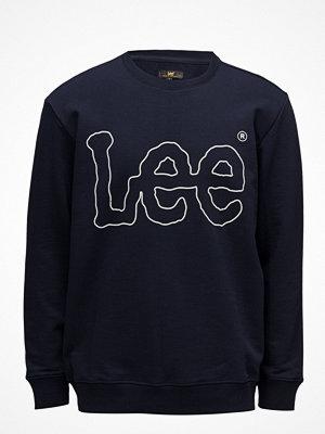 Tröjor & cardigans - Lee Jeans Lee Outline Logo Sws