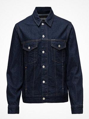 Jeansjackor - Calvin Klein Jeans Classic Trucker Warhol