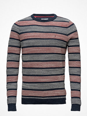 Tröjor & cardigans - Tommy Jeans Thdm Txt Stp Cn Sweater 22