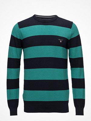 Tröjor & cardigans - Gant O1. Cotton Pique Barstripe