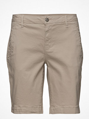 Shorts & kortbyxor - Selected Femme Sfingrid Mw Shorts Silver Lining