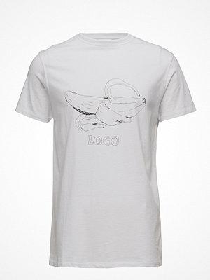 T-shirts - Soulland Pf18 May Kelley T-Shirt W. Print