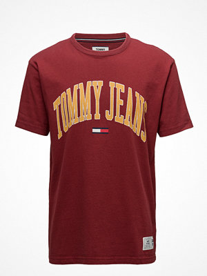 T-shirts - Tommy Jeans Tjm Collegiate Tee,