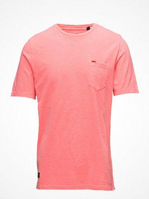 T-shirts - Superdry Dry Originals Pocket S/S Tee