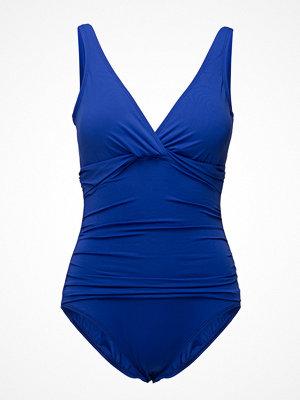 Lauren Ralph Lauren Beach Club Solids Twist Ots Uw 1p Slim