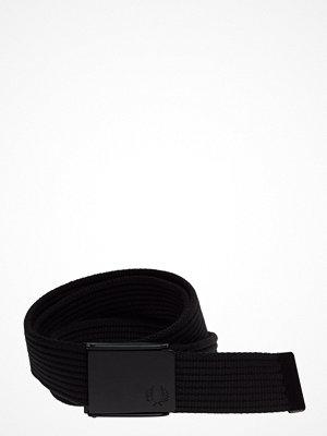 Fred Perry Plain Webbing Belt