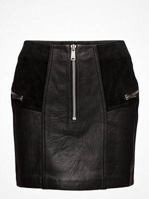 Raiine Escalon Leather Skirt