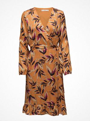 Gestuz Orangina Wrap Dress Hs18