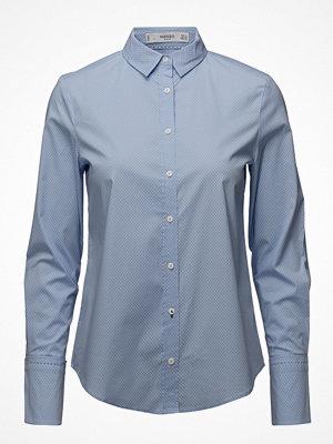 Mango Printed Cotton Shirt