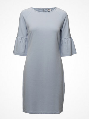 Saint Tropez Jersey Dress W.Flounce Sleeve