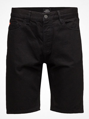 Shorts & kortbyxor - Mads Nørgaard Denim Shorts Black Rinse