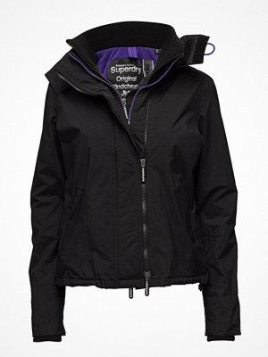 Superdry Pop Zip Hood Arctic Wndcheater