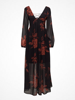 Vila Vimelaki 3/4 Sleeve Maxi Dress