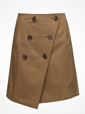 Cathrine Hammel Short Wrap Skirt