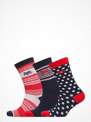 Superdry Festive Sock Triple Pack