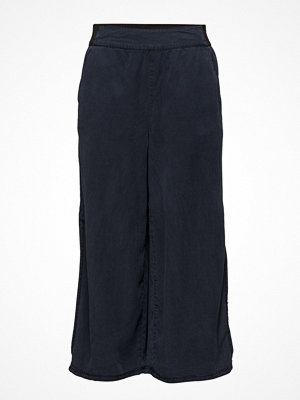 Vila svarta byxor Vijoannes Rw Cropped Pant