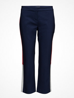 Tommy Jeans marinblå byxor Thdw Tailored Crop Pant 22 B