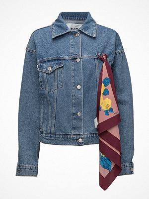 Jeansjackor - MSGM Jacket