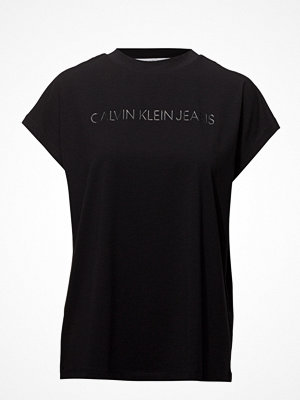 Calvin Klein Jeans Institutional Vinyl Logo Muscle Tee