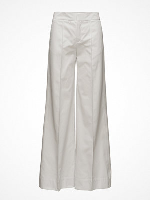 Filippa K vita byxor Keaton Canvas Pants