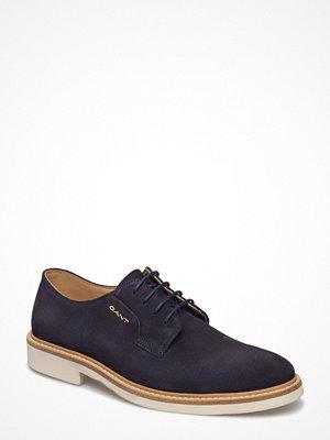 Vardagsskor & finskor - Gant Parker Low Lace Shoes