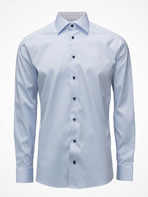 Eton Sky Blue Shirt - Medallion Details