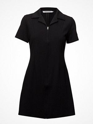 Calvin Klein Jeans Short Sleeve Milano Diner Dress