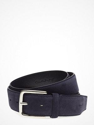 Bälten & skärp - Gant Classic Suede Belt