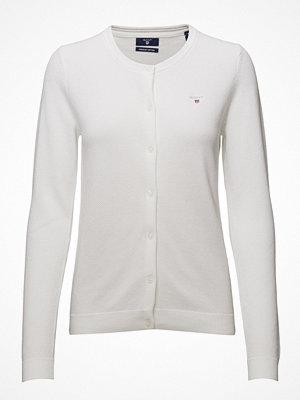 Gant Cotton Pique Cardigan