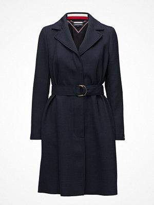 Tommy Hilfiger Carly Viscose Blend Coat