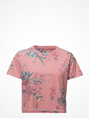 Tommy Jeans Tjw Floral Print Tee