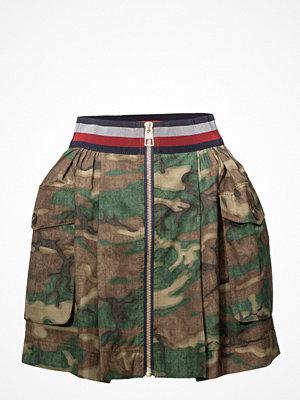 Hilfiger Collection Utility Mini Skirt