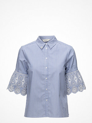 Scotch & Soda Shirt With Embroidered Sleeve