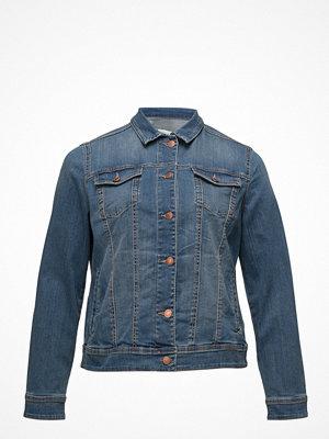 Jeansjackor - Violeta by Mango Medium Wash Denim Jacket