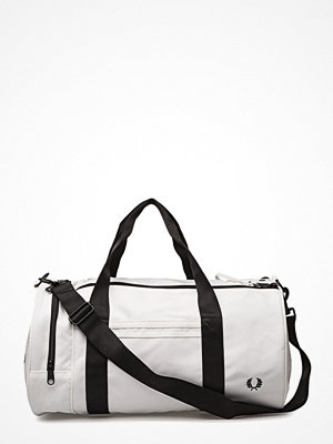 Väskor & bags - Fred Perry T/Tipped Barrel Bag