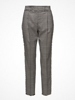 MSGM grå rutiga byxor Pants