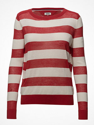 Tommy Jeans Tjw Classic Stripe Sweater
