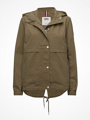 Tommy Jeans Tjw Short Hooded Parka