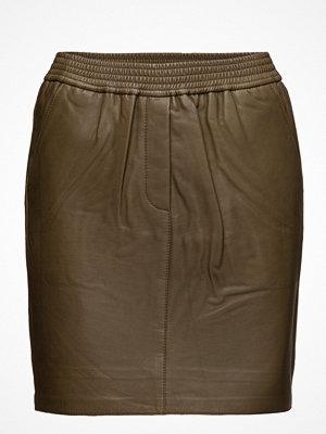 Second Female Adina Leather Skirt