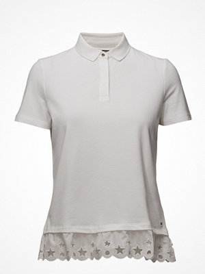 Tommy Hilfiger Abner Lace Polo Ss