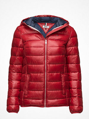 Tommy Jeans Tjw Basic Quilted Hooded Jacket